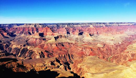 46億年の地球の歴史を感じる『グランドキャニオン』に行って来ました