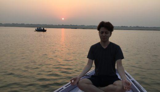 タイで満喫・インドの『ガンジス川』で永遠の時を感じて来ました